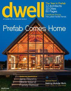 VIDEO: Dwell Presents Jens Risom's Island Home