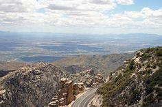 Mt Lemmon Tucson.