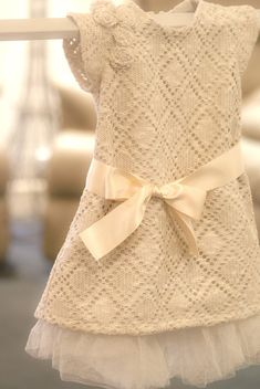 dress. #inspiration_crochet_diy GB ...