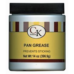 CK Products Pan Grease