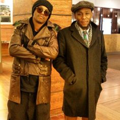 Mos Def & Lupe Fiasco