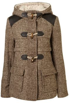 A coat I would actually wear. Love!