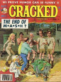 October 1982 cover #MASH