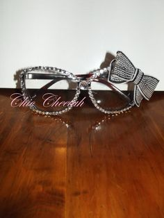 Chic Nerd Glasses by TsCollection on Etsy