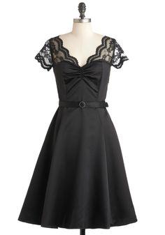 Black Tie Optimal Dress #modcloth #partydress