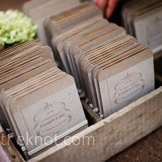 stitched wedding programs