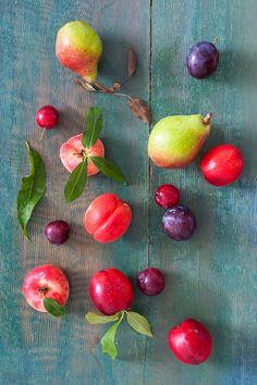 Fruits - Food photography by Sabra Krock