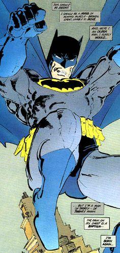 Batman, Frank Miller.