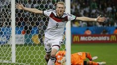 Germany has now reached the quarter-finals in every World Cup since 1954.  Image credit: http://bit.ly/1jFCe3X  #FanaticFact #WorldCup #WorldCup2014 #Football #GER