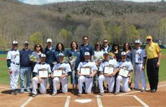 QU Baseball Senior Day - May 3, 2014: http://athleticsmedia.quinnipiac.edu/athletics/photos/Baseball/index.html
