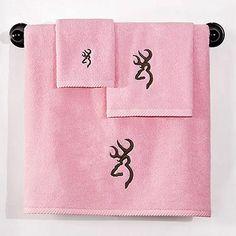 browning camo for the bathroom   Home » Bedding » Camouflage Bedding » Browning Buckmark Pink Bath ...