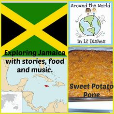 Crafty Moms Share: Around the World in 12 Dishes: Jamaica