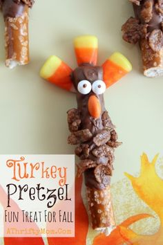 Turkey Pretzel  and