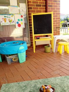 Creating an Undercover, Outdoor Space for All-Weather Play @Sarah Willis