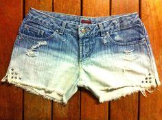 Short Jeans Customizado - TREND STORE