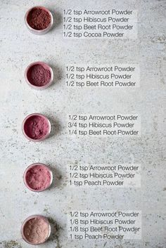 DIY Blush by Thriving On Paleo DIY Beauty Products, Recipes, Hacks, and Treatments to try at home.
