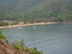 #Playa Colorada.