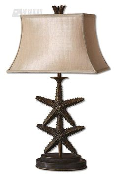 Uttermost Starfish Table Lamp