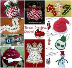 Thread Christmas Crochet