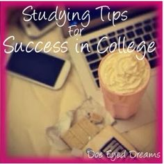 10 Studying Tips for Success in College