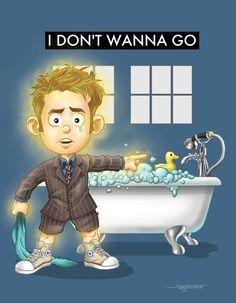 I Don't Wanna Go ~ Version 2