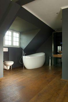 Badkamer op zolder More