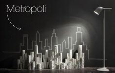 Ars City: Metropoli,Isola e Ninfee