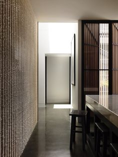 Luminous with soft warm tones, the Torquay House in Victoria by Wolveridge Architects _ #artchitecture #residence #house #btl #buytolet modern house design architecture pinned by www.btl-direct.com the free buytolet mortgage search engine for UK BTL deals instant quotes online