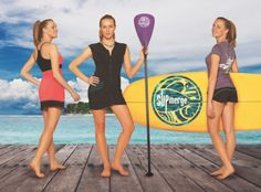 Stand-up paddleboarding gets its first-ever clothing line