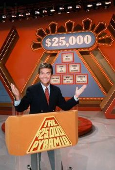 25,000 Pyramid with Dick Clark. This was the best and perhaps the most fun to play if you can gather enough people.