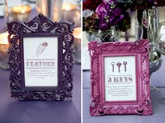 Table wedding ideas