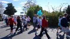 Walk To Remember for ovarian cancer awareness - MA