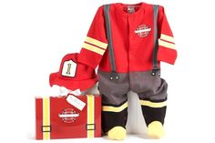 Baby Firefighter - Big Dreamzzz Layette Set