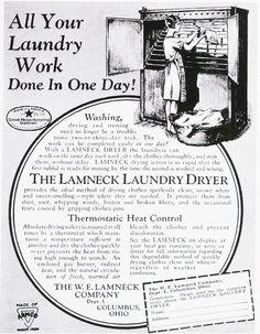 Lamneck Laundry Dryer