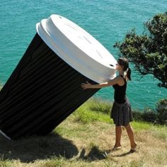 Here is the perfect size coffee