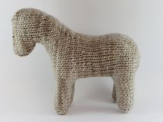 How to Stuff and Shape a Knitted Toy 16