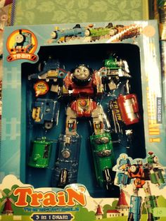Thomas The Transformer