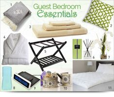 Guest Bedroom Essent