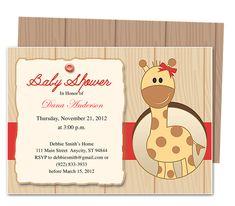 shower invitations, babi shower, baby showers