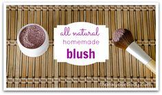 All Natural Blush