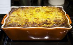 Pastelera de choclo / Corn pudding | En mi cocina hoy