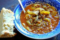 Vegetable soup to heal what ails you. Ready in less than ten minutes.