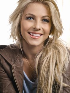 Julianne Hough.