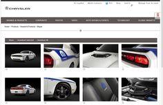 Chrysler Group Media Website