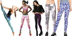 #TreatYoSelf to a New Pair of Workout Tights : Go on, you deserve it. #SelfMagazine