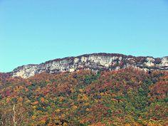 White Rocks of Lee County, VA