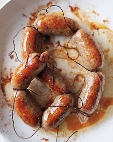Hearty Pork Sausages Recipe
