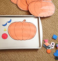 busi bag, fall halloween, octob idea, jack o lanterns