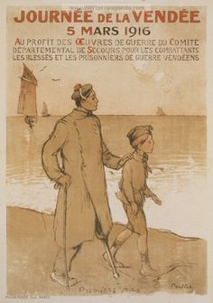 Examples of Propaganda from WW1 | French WW1 Propaganda Posters Page 23