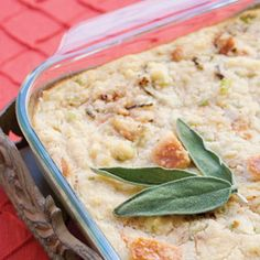 For Thanksgiving....Southern Living Sage Cornbread Dressing Recipe!